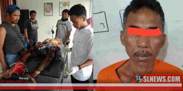 Selamat Dari Tangan  Warga, DPO Pencuri Hewan Ternak Tersungkur Ditembak Polisi