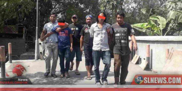 Polisi di Lombok Tengah Tangkap Pemetik dan Penadah Motor Hasil Curanmor