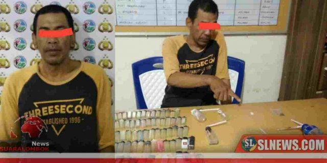 Jual Sabu, Oknum Pegawai Dinas Perhubungan Lombok Tengah Ditangkap Polisi