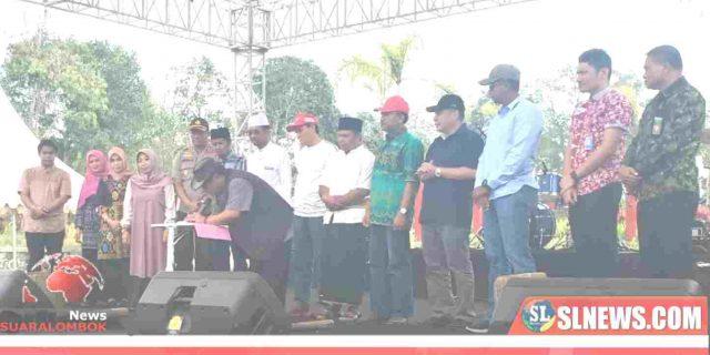 Melalui Kopi, Suhaili Promosikan Potensi Alam dan Produk Lokal Masyarakat Lombok Tengah