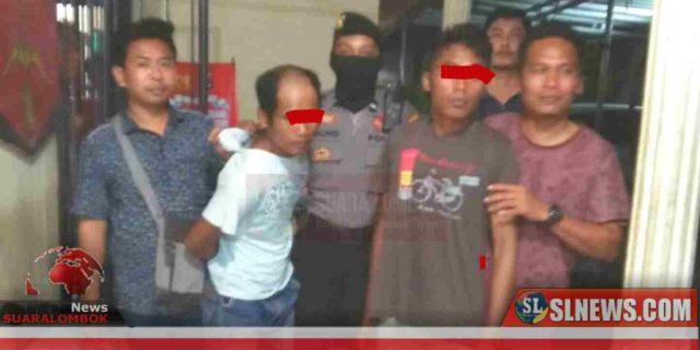 Buang Orok Bayi Hasil Selingkuh, Pasutri di Lombok Tengah Ditangkap Polisi