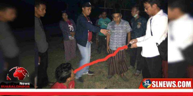 Pengedar Sabu Asal Desa Mertak Ditangkap Polisi
