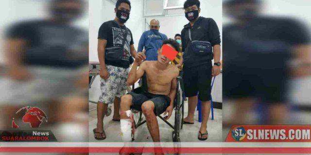 Apes, Jamret Hp Milik Wanita Asal Pengadang, Pria Asal Puyung Ditembak Polisi di Tengari