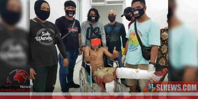 Curi Motor di Bonjeruk, Dua Warga Dusun Awang Ditembak Polisi