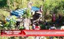 Truk Rombongan Pengantar Bantuan Sosial Korban Gempa Lombok Utara Terguling, 1 Orang Tewas