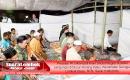 Jokowi Jadi Imam Sholat Magrib di Tenda Pengungsian Korban Gempa Lombok Utara