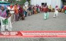 Sambut HUT Polwan ke 70, Polres Lombok Tengah Bantu Korban Gempa Lombok