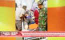 Kaki Kiri Relawan Asal Amerika Putus Tertimpa Bangunan Roboh di Lombok Utara