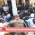 Kecewa, Warga Pendukung Balon Kades Mekar Sari Gedor Kantor Bupati Lombok Tengah