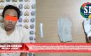 Pengedar Sabu Asal Kelurahan Prapen Ditangkap Polisi di Jalan Raya Pengendong