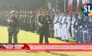 Danrem 162/WB Pimpin Upacara HUT TNI Ke 73