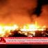 Kapal Bantuan Dari Kementerian Kelautan Hangus Terbakar
