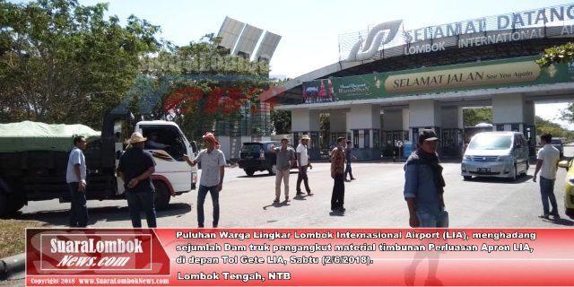 Proyek Perluasan Apron LIA Memanas, Warga Lingkar Bandara Nyaris Baku Hantam