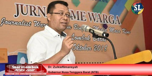 Dr. Zulkieflimansyah  Ajak Masyarakat Hindari Hoax