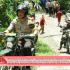 Wakil Bupati, Kapolres dan Dandim 1620/Lombok Tengah Trabas Pendakian Gunung Renjani Jalur Aik Berik