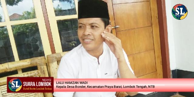 """Kades Bonder Sebut Dinas PUPR Lombok Tengah """"Pembohong"""""""