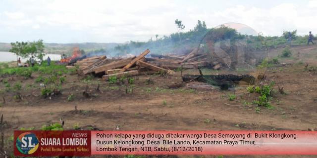 Warga di Dua Desa di Kecamatan Praya Timur Saling Klaim Kepemilikan Lahan