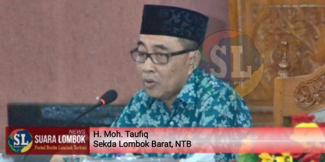 Pemkab Lombok Barat Balas Hasil Penilaian Ombudsman