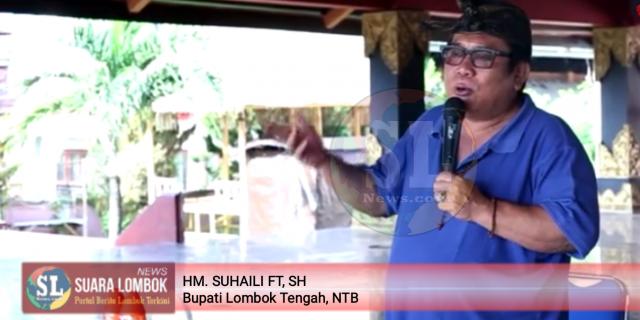 Malam Tahun Baru 2019 di Lombok Tengah Akan Diisi Zikir dan Doa Bersama