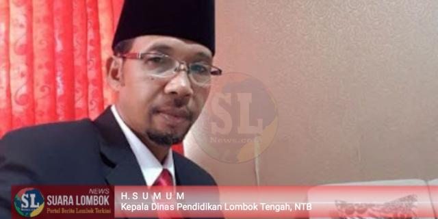 Tahun 2019, Disdik Lombok Tengah Dikawal Tim TP4D