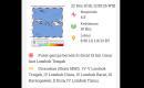 Pusat Gempa 4,5 Magnitudo Sabtu Siang Berada di Lombok Tengah
