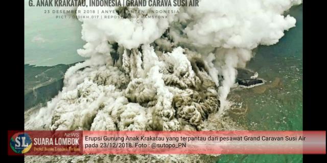 Sutopo : Indonesia Butuh Alat Deteksi Dini Tsunami Akibat Longsoran Bawah Laut