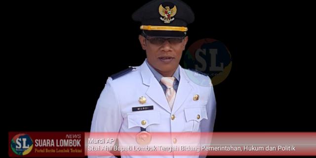 Pemkab Lombok Tengah Usap Keringat Panitia Pilkades Serentak dan BPD