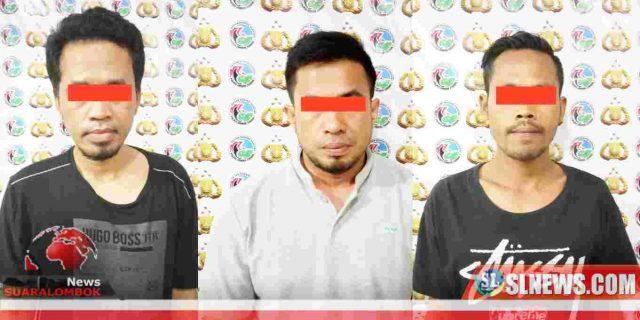 Polisi Bongkar Penyalahgunaan dan Peredaran Sabu di Desa Pengembur