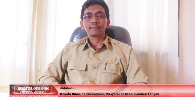 Bupati Lombok Tengah Akan Melantik 932 Anggota BPD dan 11 Pjs Kades