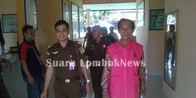 Kades Landah Akhirnya Ditahan Jaksa