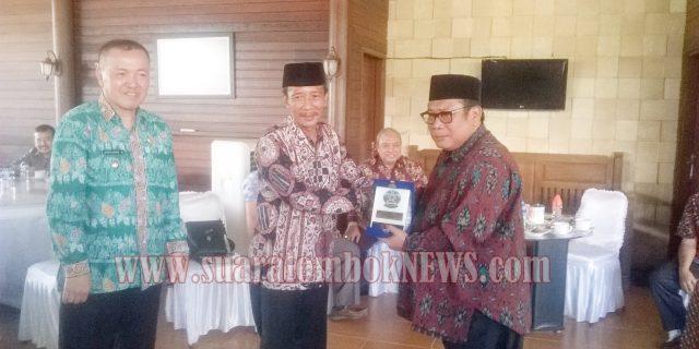 Lumajang dan Bangkalan Do'akan Suhaili Jadi Gubernur NTB