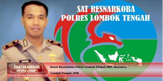 Nama Kasat Resnarkoba Polres Lombok Tengah Dicatut Penipu