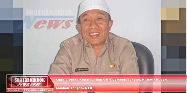 Diskop dan UKM Lombok Tengah Terjunkan 10 Pendamping KUR Untuk UMKM