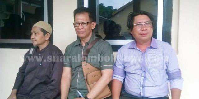 Jum'at,  Mamiq Alex Jalani Persidangan di PN Praya