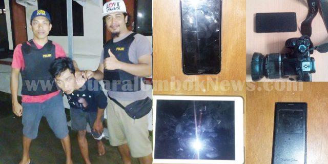 Berusaha Kabur, DPO Begal Wisatawan Asing di Dor Polisi