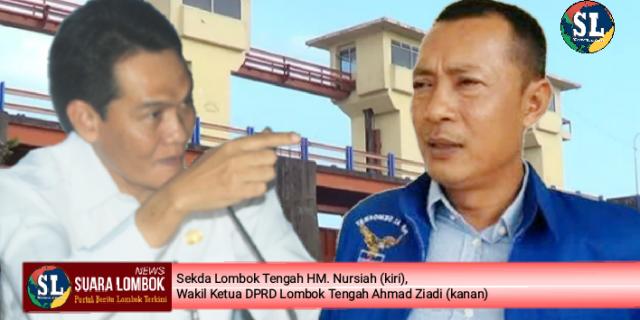 Nursiah Jawab Tudingan Wakil Ketua DPRD Lombok Tengah Terkait DAM Mujur