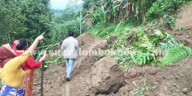 Warga Terdampak Tanah Longsor  Aik Berik Menolak Direlokasi