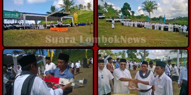 Bupati Lombok Tengah Pimpin Upacara Peringatan Hari Sumpah Pemuda Ke- 88