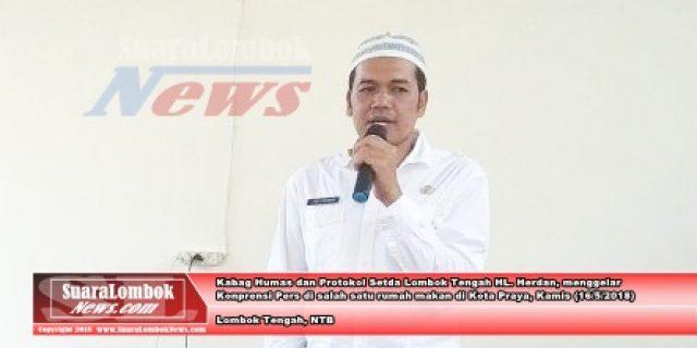 Safari Ramadhan Pemkab. Lombok Tengah Sasar Seluruh Desa/Kelurahan