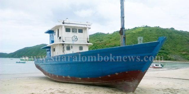 Dinas Perikanan Bantah Kapal Bantuan KKP RI  Mangrak