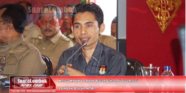 KPU Ajak Masyarakat Sukseskan Pilkada Lombok Barat 2018