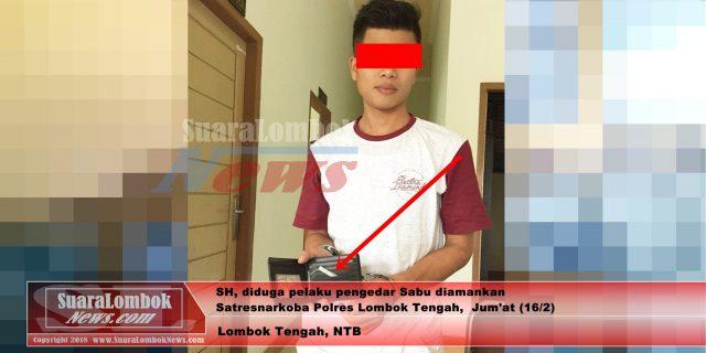 Simpan Sabu Dalam Dompet, Mahasiswa Ini Ditangkap Polisi