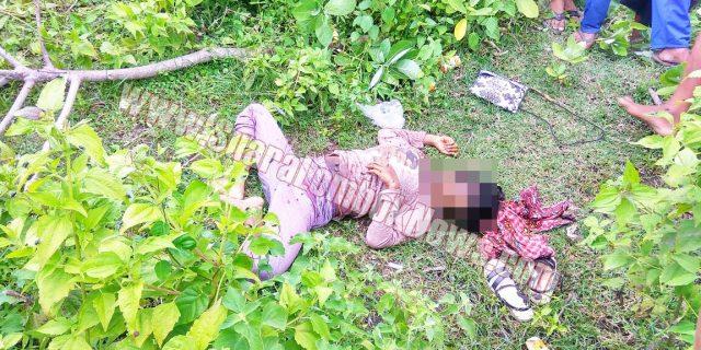 Polisi Ungkap Identitas  Gadis Yang  Diduga Dibunuh Dengan Cara di Gorok