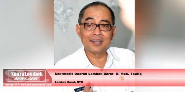 Capaian PAD  SKPD Rendah, Sekda Taufiq  Kesal